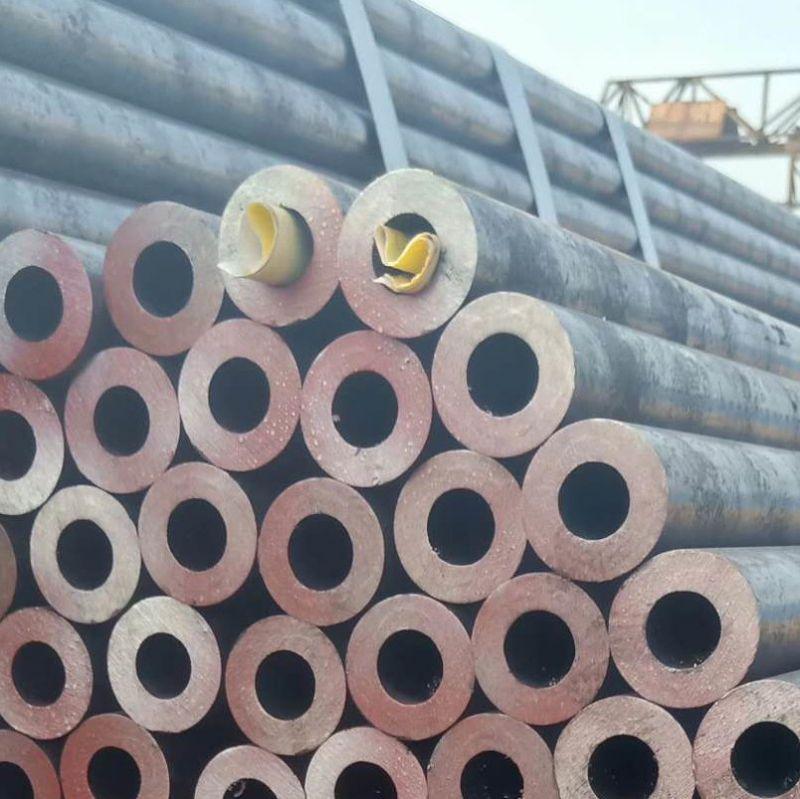 133*12供应厚壁钢管133*12(40CR无缝钢管)