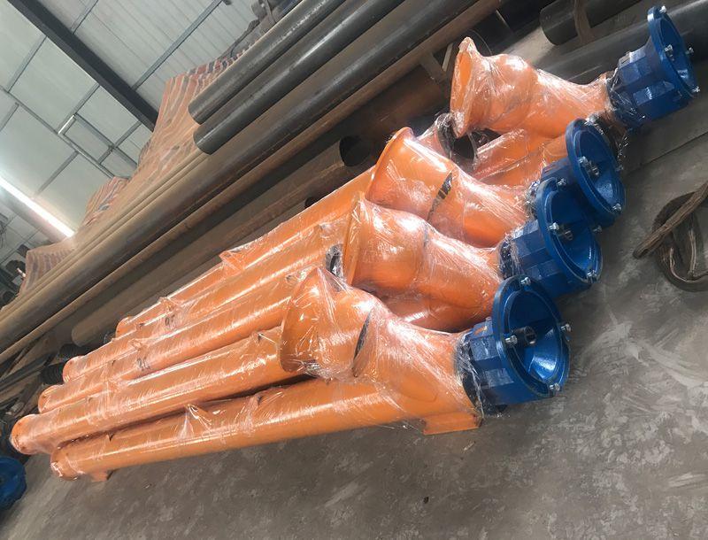 专业生螺旋输送机 水泥绞龙输送机 管式螺旋输送机 浩禄厂家