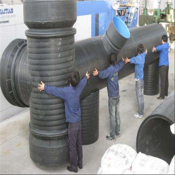 潍坊9月行情1.6公斤160钢丝骨架管