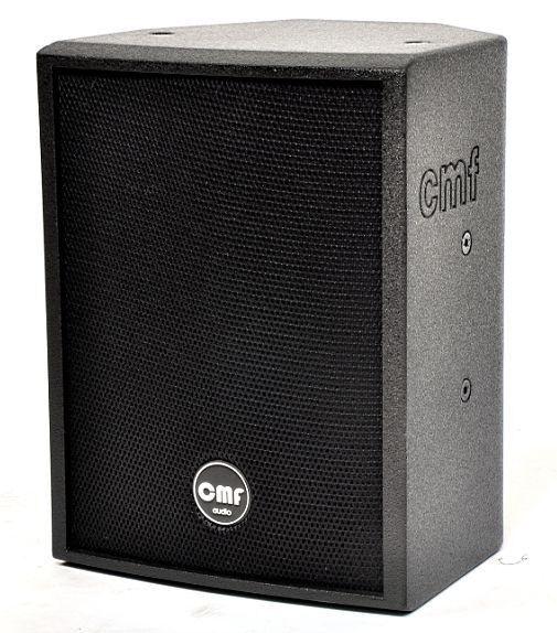 CMF同轴音响采用10寸箱体打造KTV包厢