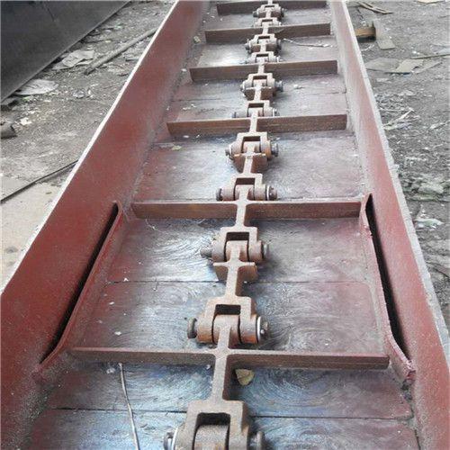 双板链刮板机直销 刮板输送机山东