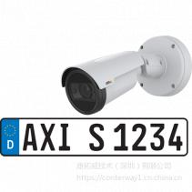 安讯士AXIS P1445-LE-3车牌识别网络摄像机