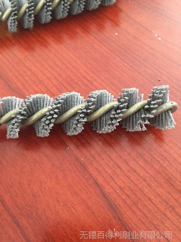 螺孔阀孔油孔去毛刺四股磨料丝管道刷扭线刷厂家直销