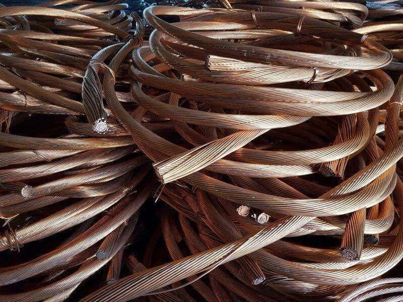江苏废电缆回收江苏船用铜电缆回收