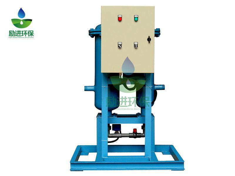 F型冷却水旁流水处理器特点