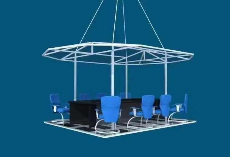 升空展示  空中餐厅租赁供应商