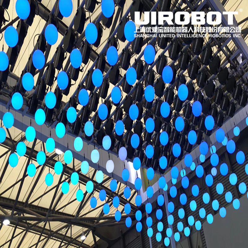 优爱宝动态浮球矩阵浮球矩阵价格LED升降球