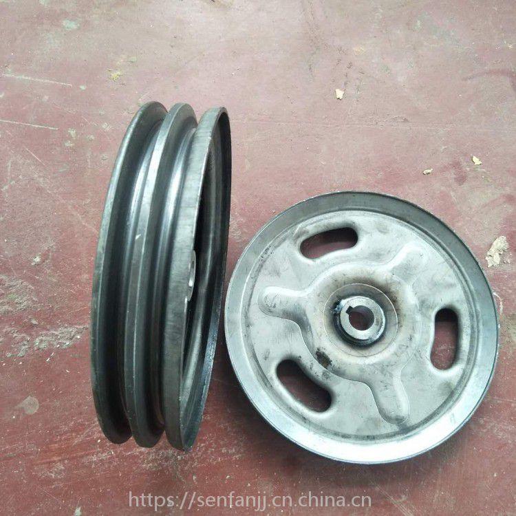 河北旋压皮带轮厂家 单槽皮带轮 支持定做 量大从优