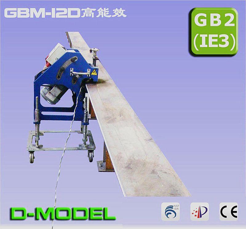 GBM-12D平板坡口机
