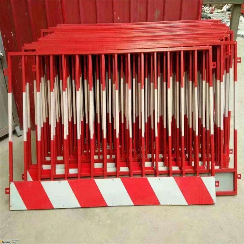施工护栏基坑防护发货视频