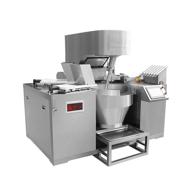 全自动炒菜机器人  大型自动炒菜机器人