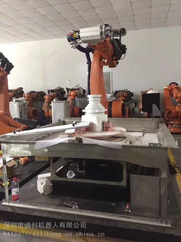 深圳二手机器人 二手库卡机器人 二手焊接机器人