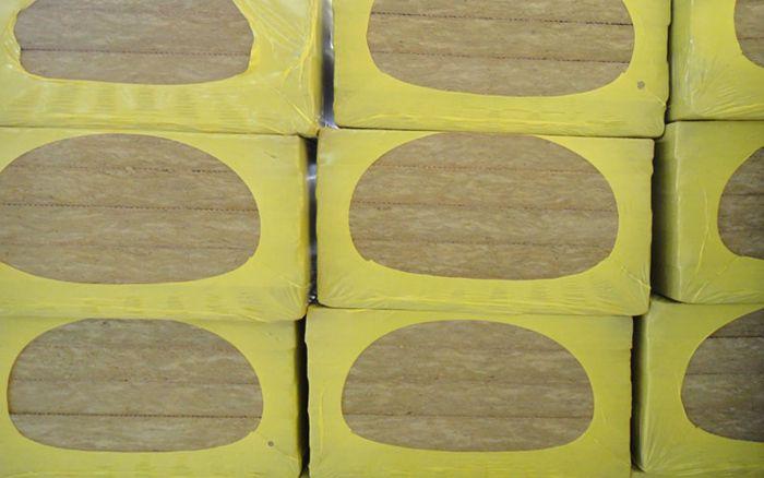 外墙憎水保温岩棉板销售商 外墙专用岩棉复合板HW98