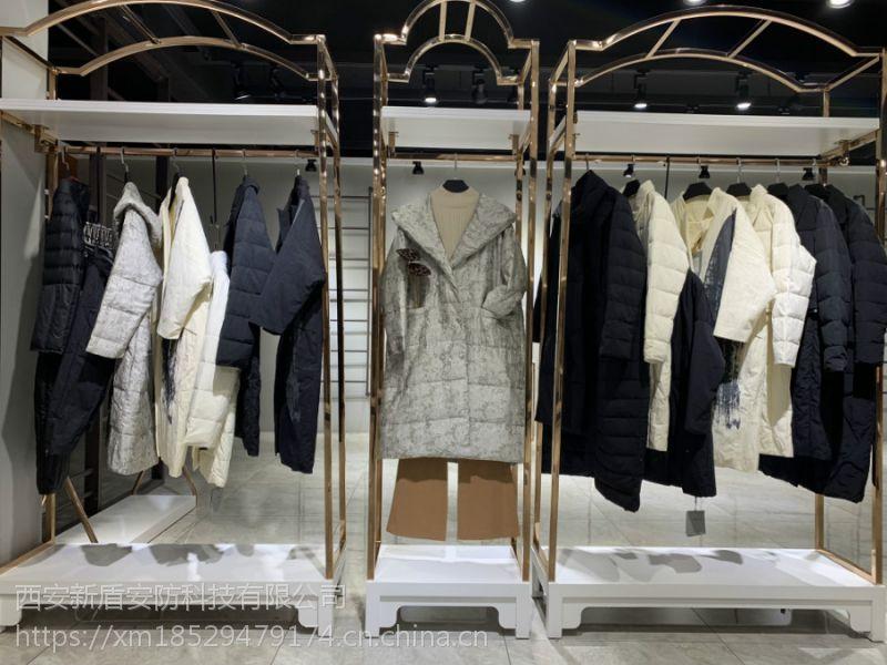 可妮尔品牌优质羽绒服折扣批发货源进货渠道