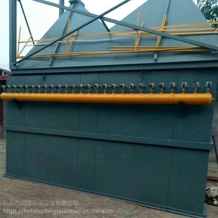 吉林靠谱的耐高温 木工脉冲布袋除尘器供应商