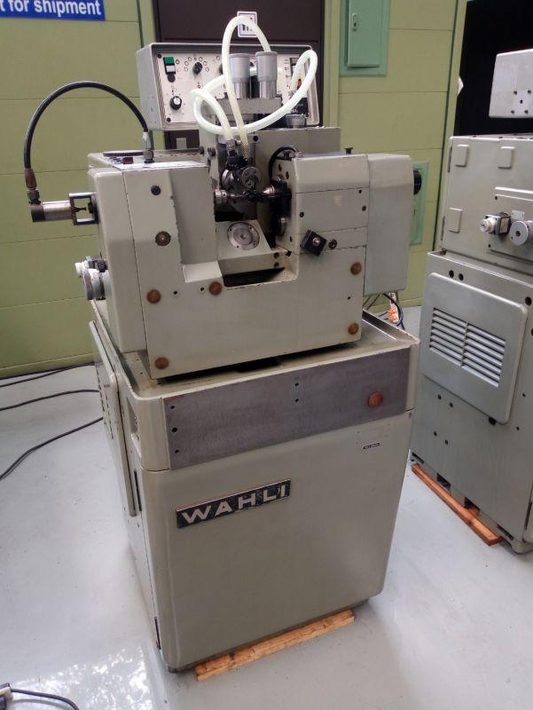 瑞士进口二手滚齿机WAHLI W91