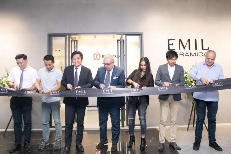 意大利EMIL埃米瓷砖中国区品牌运营正式启动