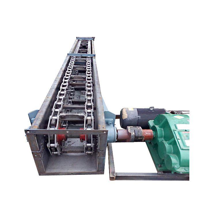 垃圾刮板输送机厂家大提升量 烘干机配套刮板机宁夏