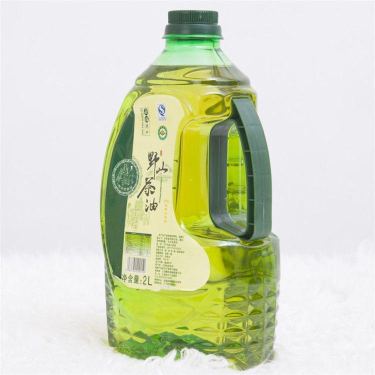 孕产妇月子食用油茶籽油4000ML装山茶油