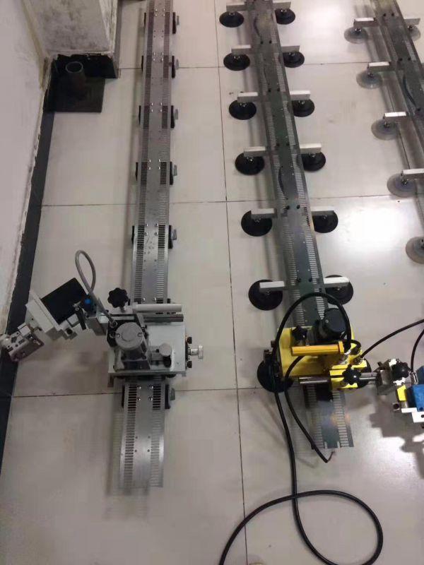 济南旭建机械-软轨道焊接摆动小车