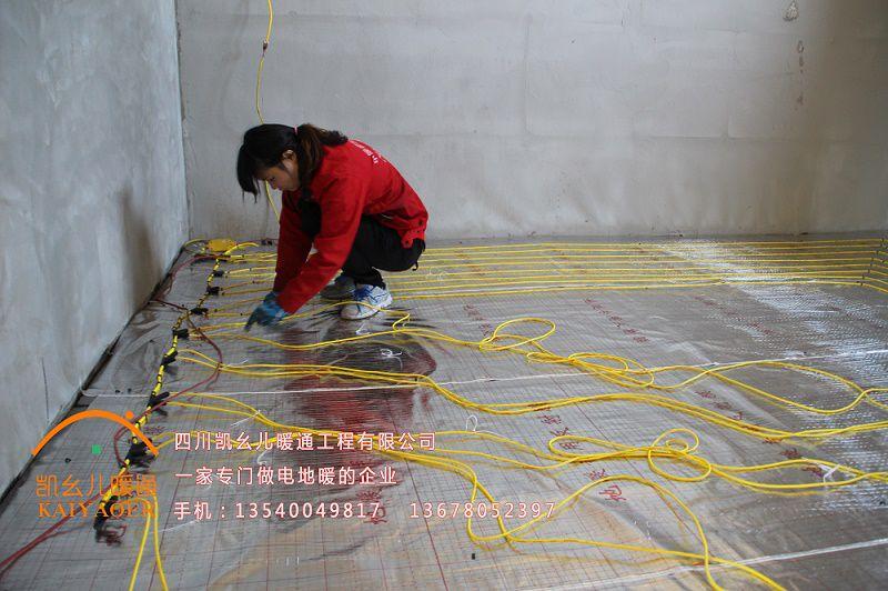 经营四川养殖场地暖安装.碳纤维地暖改造-上门安装