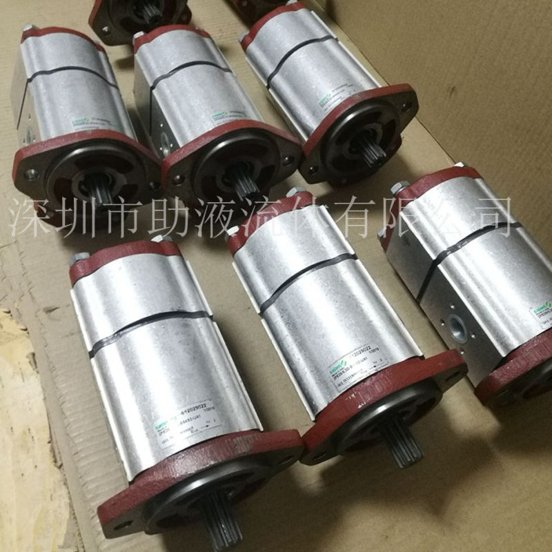 salami齿轮泵高空车齿轮泵2PE26/11,3D-P54S2 612053892