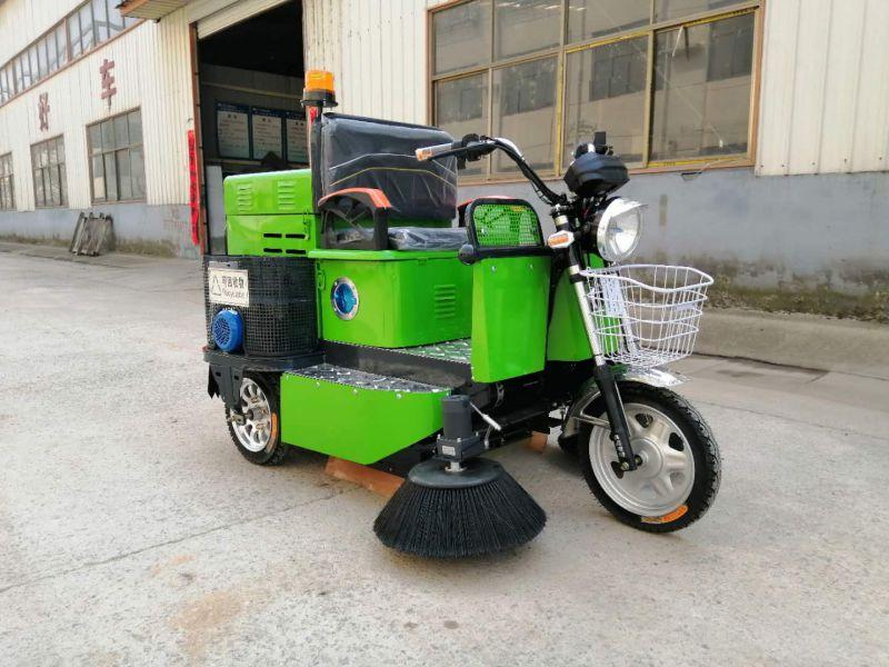 郑州新乡许昌开封焦作高性价比三刷小型驾驶式扫地机