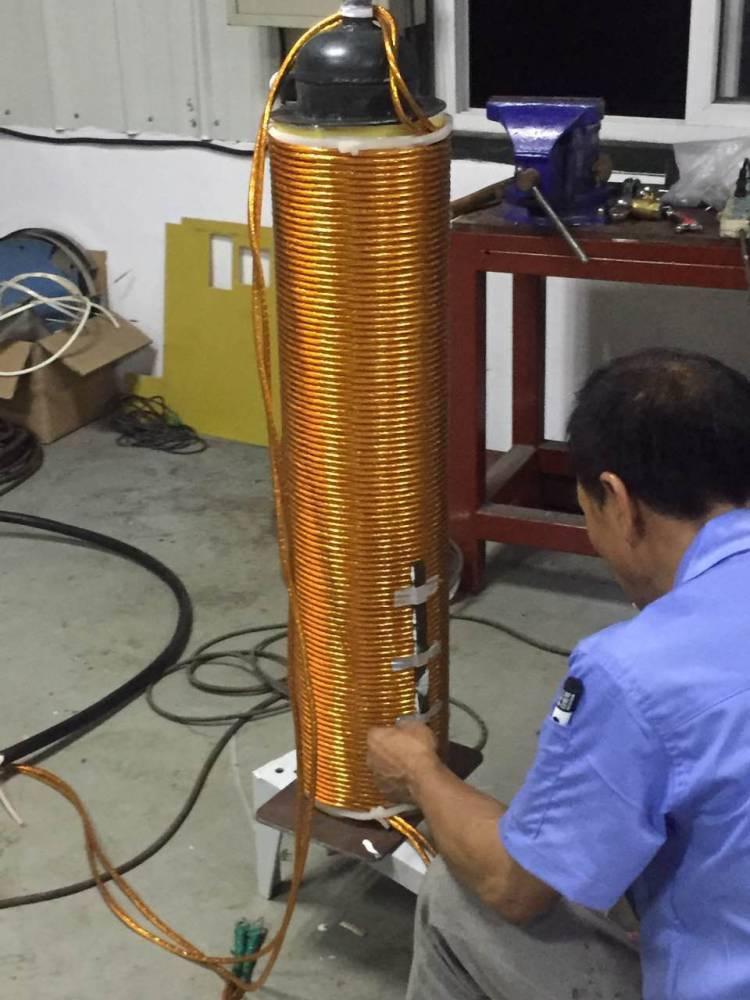[润之能]电磁加热器测试现场 电磁加热有多快?
