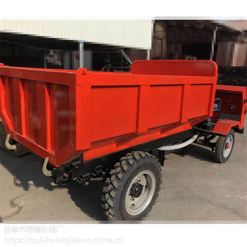 型号齐全的柴油四不像 果园专用四驱农用车 超市蔬菜瓜果用四轮拖拉机