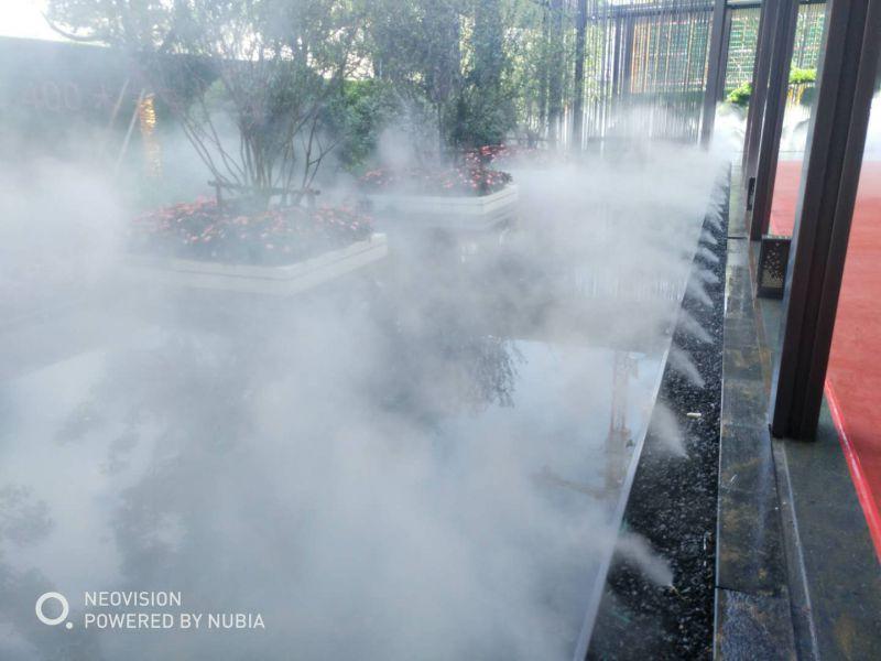 人造雾设备、景观喷雾设备