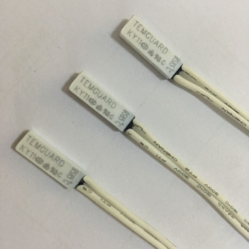 供应正品 电机马达专用热保护器 温控开关 UL/cqc