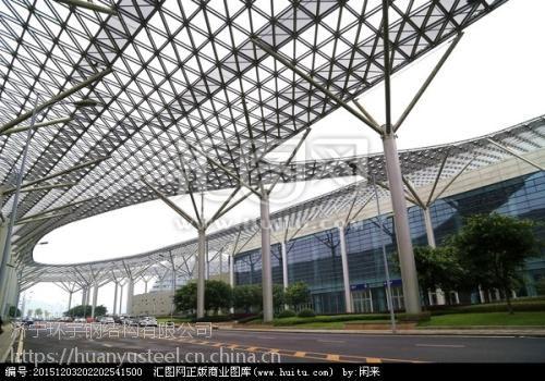 重庆加油站网架施工组织设计
