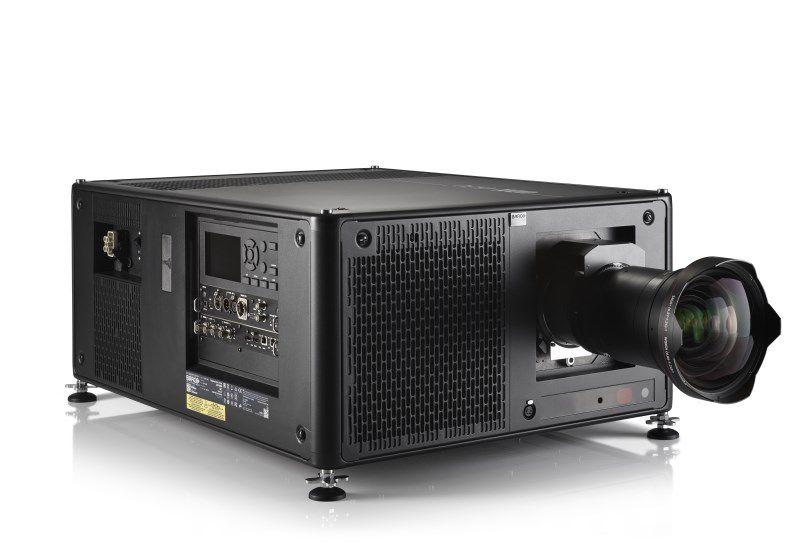 UDX是激光投影技术的重大创新