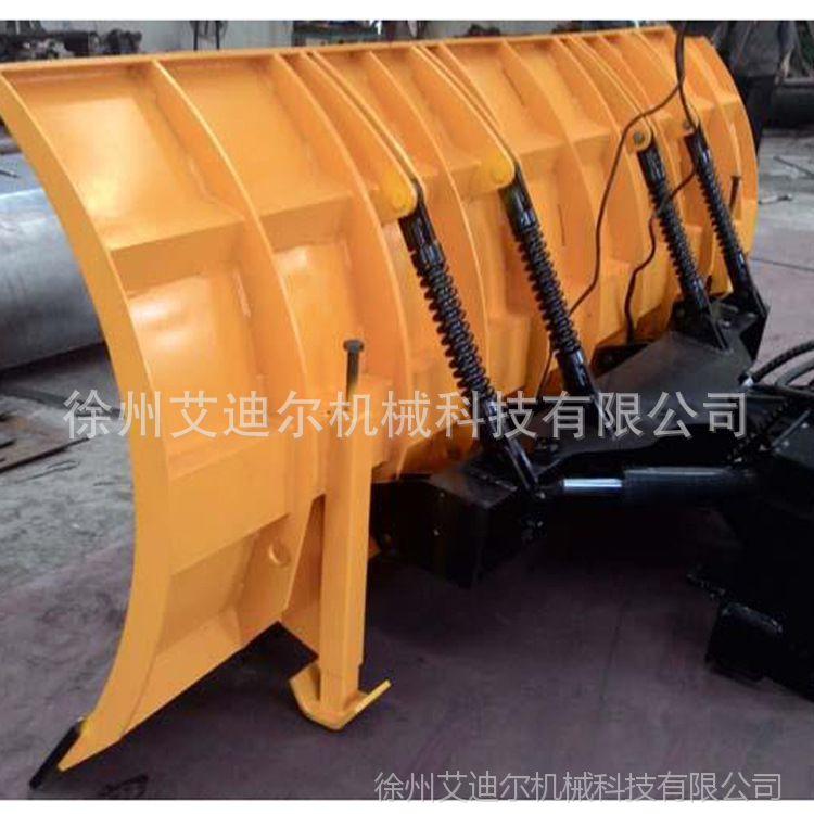 厂家供应常林小装配推雪铲+快换 机械工程配件除雪机价格