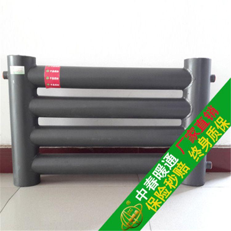 专业定制光排管暖气片A型、B型散热器大型车间专用