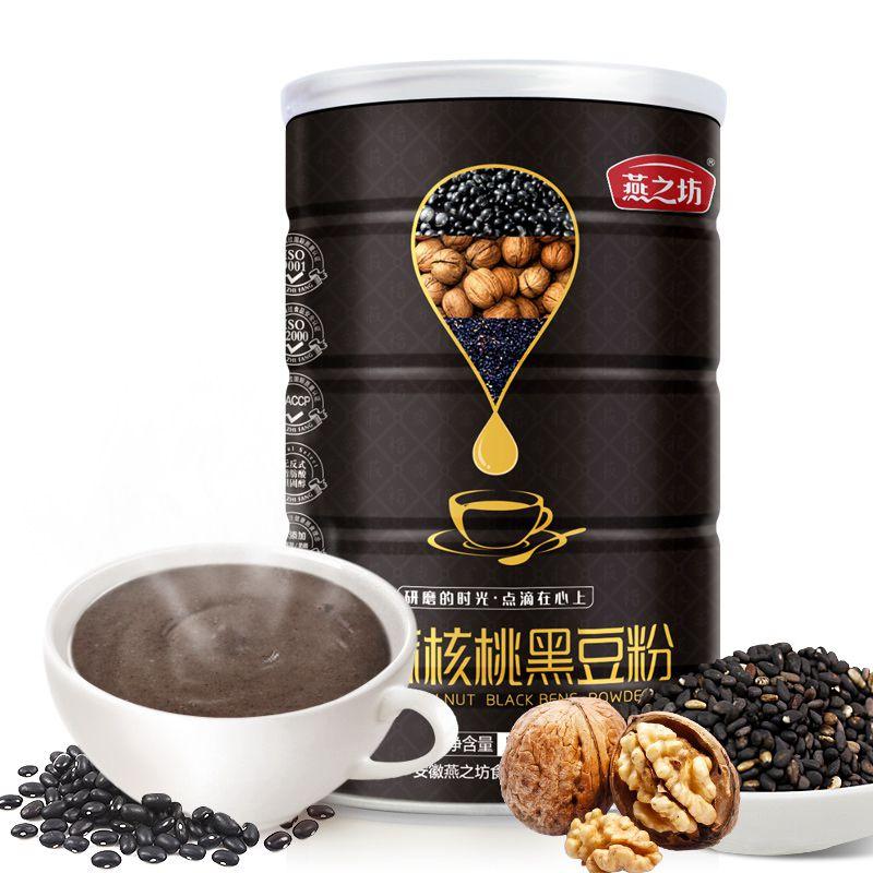 燕之坊核桃芝麻黑豆粉