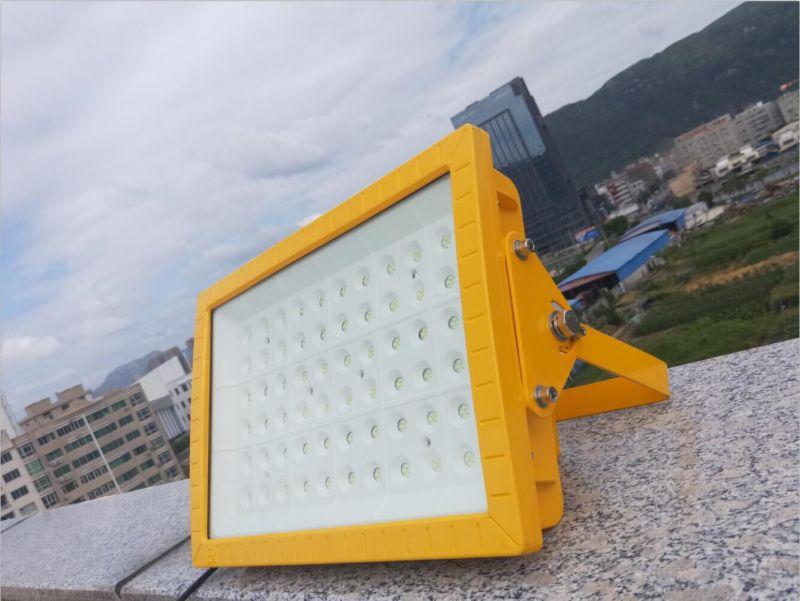 20~300w圆形方形LED防爆泛光灯老化测试中
