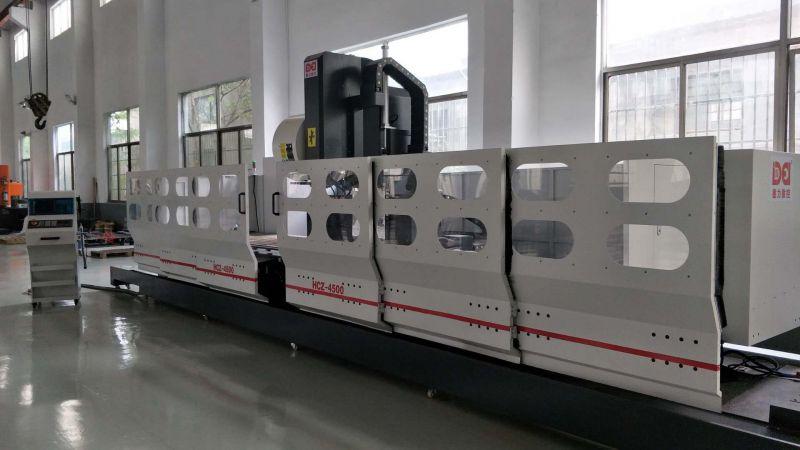 HCZ6500系列型材加工中心