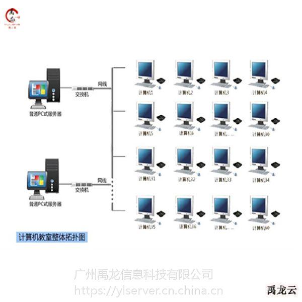 桌面虚拟化解决方案 虚拟云终端 云电脑租用 YL109 禹龙云 国内云桌面