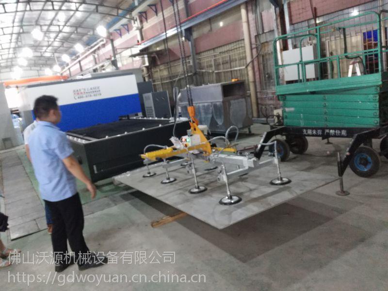 激光切割上料用真空吸盘吊具 厂家直销真空吸吊机