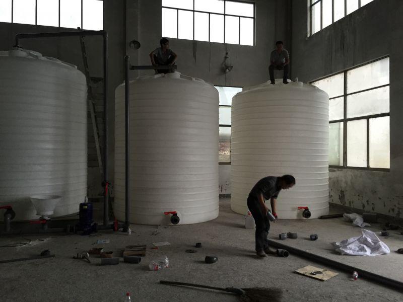 厂家批发水处理加药箱 PE水箱 絮凝剂加药桶 混凝剂搅拌桶
