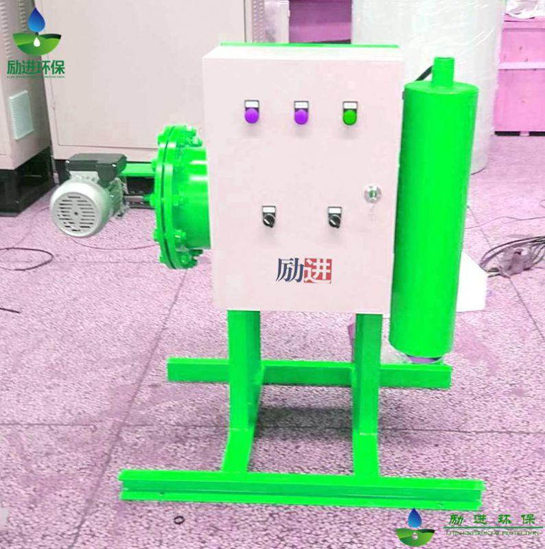 G型物化旁流综合水处理仪使用