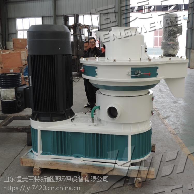 安徽芜湖木屑颗粒机 恒美百特颗粒机厂家