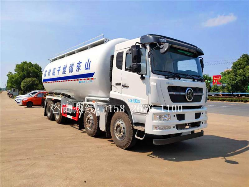 华威驰乐牌SGZ5310GFLZZ5M5型砂浆运输车