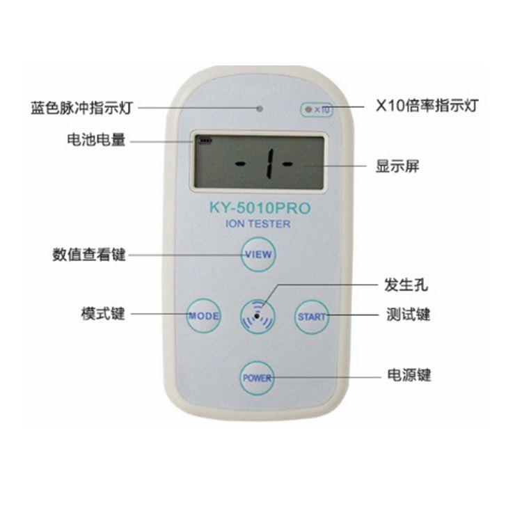 固体负离子检测仪负离子测试仪生产厂家