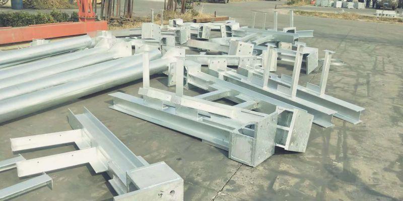 中通声屏障立柱厂家,产品质量重于泰山