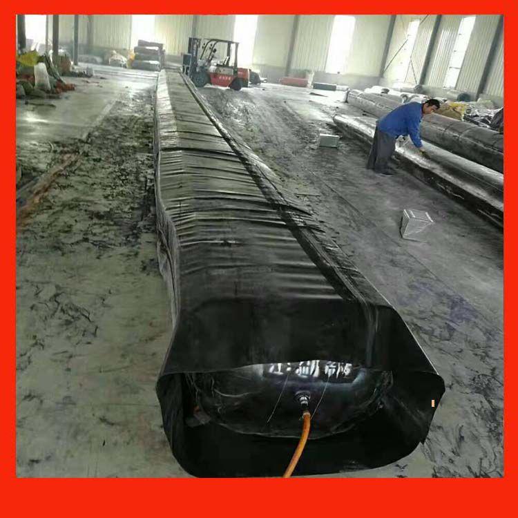 长治圆形橡胶充气气囊DN260*11米现货直销迎接挑战