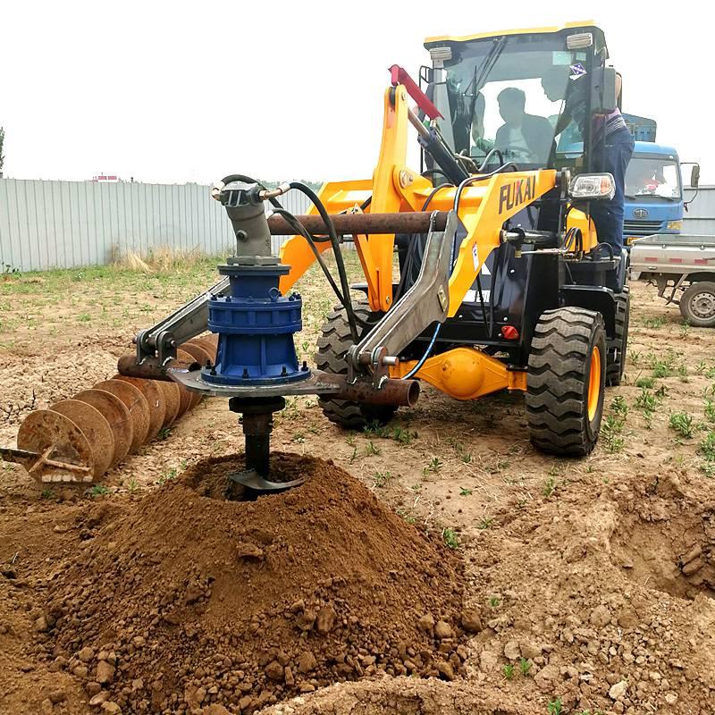 农网改造大型电线杆挖坑机 洪涛电力机具 直销 货到付款