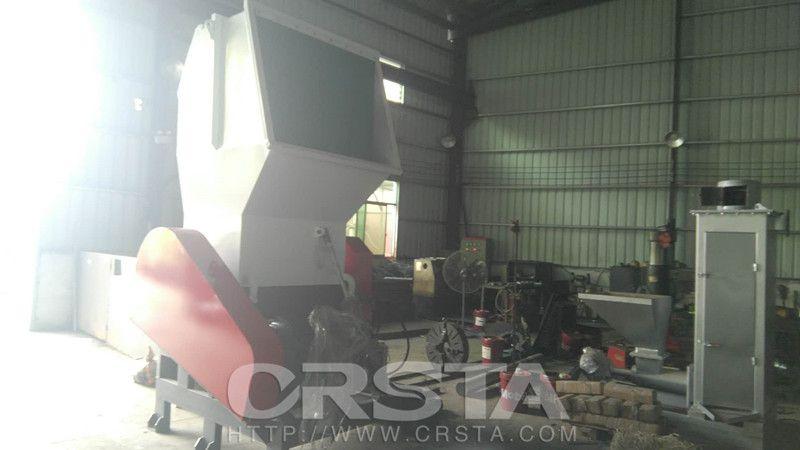 广东破碎机厂家CRSTA 塑料瓶粉碎设备ZU88