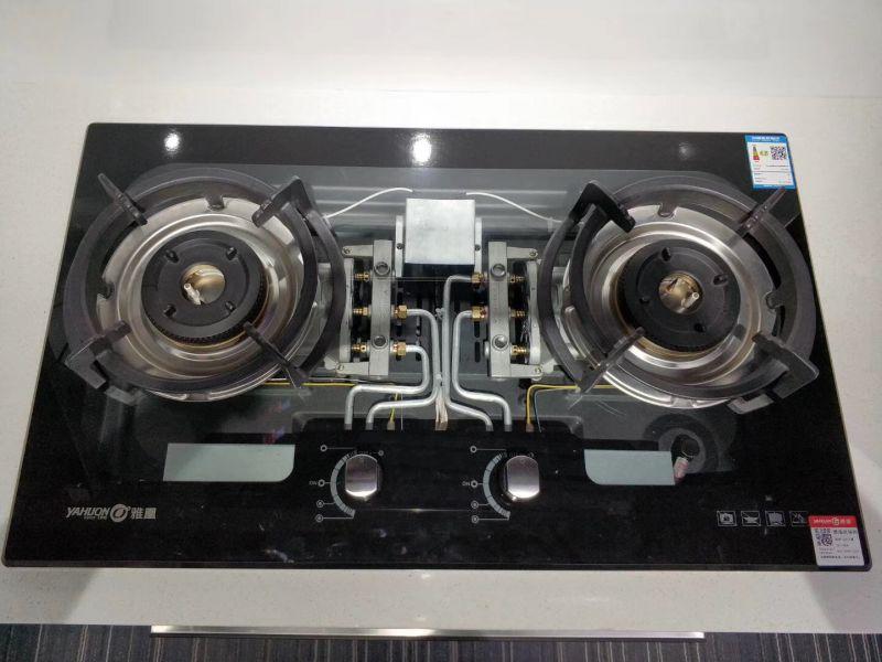 雅凰QS29台嵌两用燃气灶,火力达5.0kW